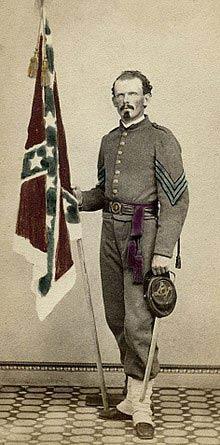 The 12th Virginia Infantry ~ American Civil War Reenactors